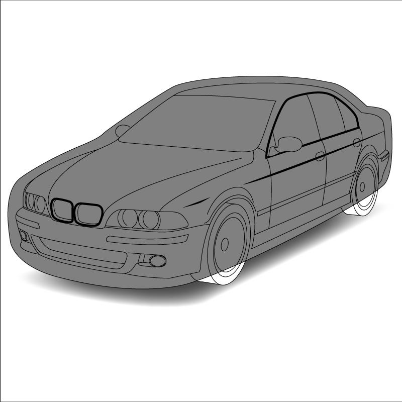 Housse de protection sur mesure auto berline