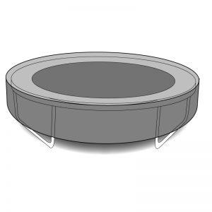 Housse de protection sur mesure trampoline