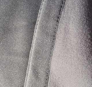 Texture housse velour sur mesure pour véhicule de collection