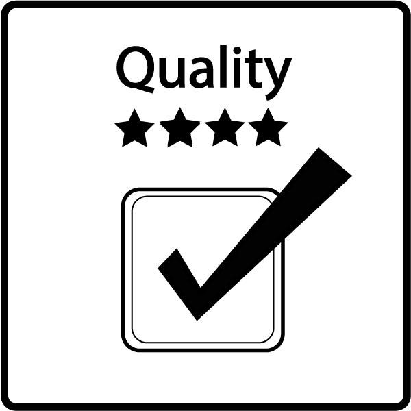 Qualité prémium