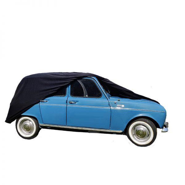 Housse sur mesure Renault 4L extérieure bis