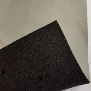 Textile PVC 250g doublé housse auto extérieure