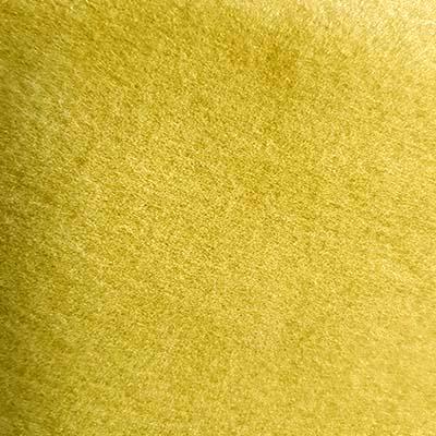 Housse intérieure dessous polaire jaune