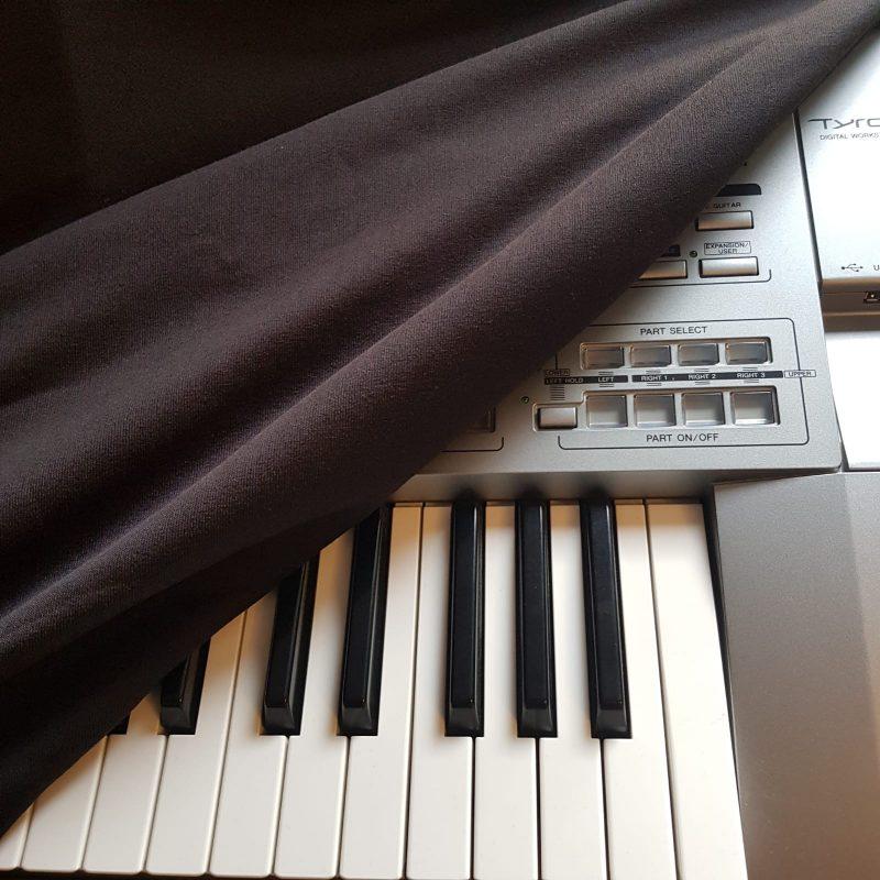 Housse sur mesure intérieure clavier